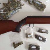 Sorpreso in possesso di droga: 40enne denunciato dai Carabinieri di Solofra