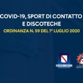Covid-19, via libera a calcetto e basket