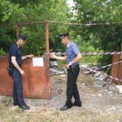 Sversamento illecito di rifiuti a Telese Terme: denunciate due persone