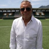 Piero Braglia nuovo tecnico dell'Avellino