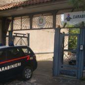 Abusi edilizi in zona a elevato rischio frane: tre persone denunciate a Moschiano