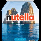 """""""Ti amo Italia"""": Nutella e Enit lanciano un'edizione limitata dedicata alle nostre regioni"""