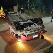 Bonito, scontro tra due autovetture. Nessun ferito