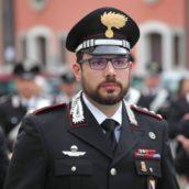 Il Capitano Francesco Nicolò Pirronti trasferito al Tpc di Roma