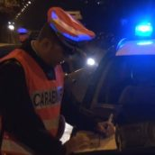 Guida in stato di ebbrezza: 20enne di Grottaminarda denunciato dai Carabinieri