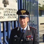 Il Capitano Fabio Iapichino è il nuovo Comandante della Compagnia Carabinieri di Avellino