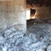 Apice, sequestrato un manufatto in cemento armato adibito a deposito di reflui zootecnici
