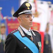 Il Capitano Quintino Russo lascia il comando del Nucleo Investigativo dei Carabinieri
