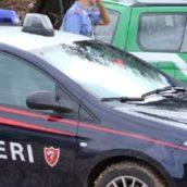 Castelfranci, arrestata dai Carabinieri una coppia per detenzione di stupefacenti