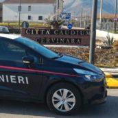Cervinara, minaccia in un luogo pubblico:53enne arrestato dai Carabinieri