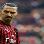Milan: positivo al tampone anche Ibrahimovic
