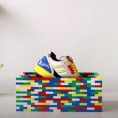 È ufficiale, arrivano le Adidas Lego
