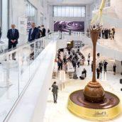 Lindt ha inaugurato la sua casa del cioccolato in stile Willy Wonka