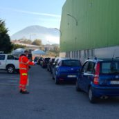 Covid-19, operative in provincia di Avellino le 5 postazioni drive-in