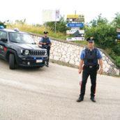 Tocco Caudio, i Carabinieri denunciano due persone per porto illegale di armi e minaccia aggravata