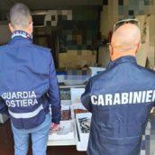 Assenza di tracciabilità dei prodotti: multe e sequestro di 90 kg di pesce in due ristoranti sanniti