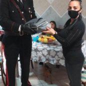 Benevento, Scuola e Carabinieri per consegna dei tablet agli studenti