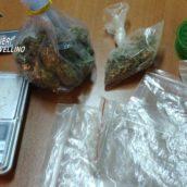 Nusco, sequestro di marijuana: denunciati 4 giovanissimi
