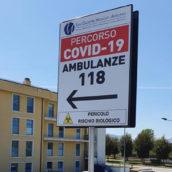 Coronavirus, nuovo decesso al Moscati di Avellino