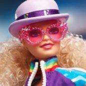 "Arriva Barbie ""Elton John"", ispirata alla star mondiale"