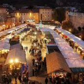 Covid-19: stop ai mercatini di Natale in Trentino Alto Adige