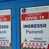 Coronavirus, un decesso al Moscati: muore una donna di Torre Le Nocelle