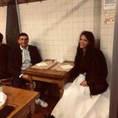 Il pranzo di nozze salta causa Covid: sposi festeggiano da soli in trattoria