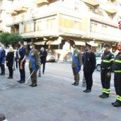 """Avellino festeggia il 4 novembre,"""" Giorno dell'Unità Nazionale e Giornata delle Forze Armate"""