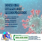 Ariano Irpino, è attivo presso il Frangipane il numero verde per supporto psicologico