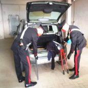 Intercettata e braccata banda di rapinatori: Carabinieri aiutati dai cittadini