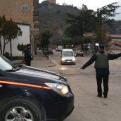 Controlli del territorio in Alta Irpinia, denunciate tre persone