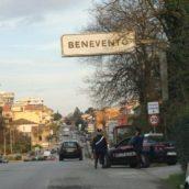 Benevento, arresto per droga in città