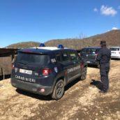 Calvi, gestione illecita di rifiuti: denunce dei Carabinieri Forestali