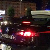 Avellino, non si ferma all'alt dei Carabinieri: si dà alla fuga e impatta contro due autovetture