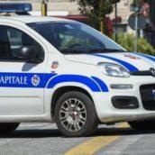 Vigili a luci rosse a Roma: fanno sesso nell'automobile di servizio