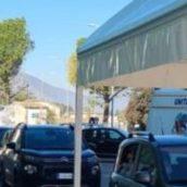 Screening scuola, effettuati 786 tamponi presso le postazioni Drive- in