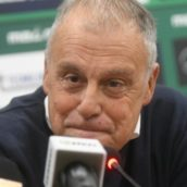 Avellino Calcio, Piero Braglia è guarito dal Covid