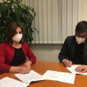 Ariano Irpino, firmato il protocollo d'intesa tra ASL e Comune per l'uso dell'immobile che ospiterà l'U.O. Salute Mentale