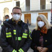 Avellino, i Vigili del Fuoco hanno festeggiato la Santa Patrona Barbara