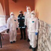 Monteleone di Puglia, l'attività di screening attraverso il test rapido su 118 cittadini ha dato esito negativo