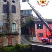 Maltempo in Irpinia: caschi rossi in azione