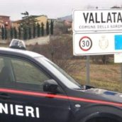 Vallata, sorpreso dai Carabinieri in possesso di due spinelli: scatta la segnalazione per un 40enne
