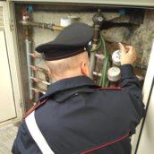 Ospedaletto d'Alpinolo, furto di acqua potabile: 70enne denunciato dai Carabinieri