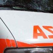 Atripalda, incidente stradale: coinvolta ambulanza con paziente sospetto Covid