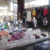 Benevento, riapre l'area mercatale di Santa Colomba