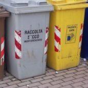 Ariano Irpino, raccolta dei rifiuti durante le Festività