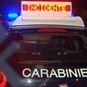 Avellino, grave incidente stradale: motociclista finisce contro un'auto