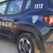 Calitri, abusivismo edilizio: i Carabinieri Forestali denunciano una 60enne