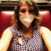 """Maria Pallini(M5S):""""Agevalzioni per imprese agricole"""""""