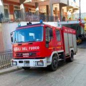 Pietrastornina, incendio al piano terra di un'abitazione: nessun ferito